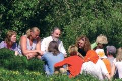 Întîlniri cu căutători din diferite tradiţii şi credinţe religioase