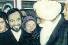 Împreună cu Sant Kirpal Singh, Președintele Fraternității Mondiale a Religiilor