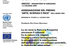 III Conferință Mondială Pentru Pace Și Prosperitatea Popoarelor (2005)