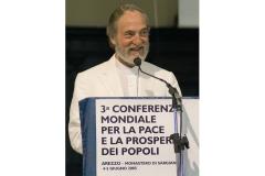 Pier Franco Marcenaro - III Conferință Mondială Pentru Pace Și Prosperitatea Popoarelor (2005)