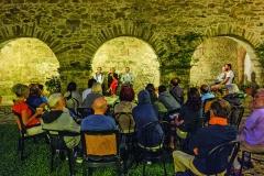 Mănăstire Sargiano - Claustru antic