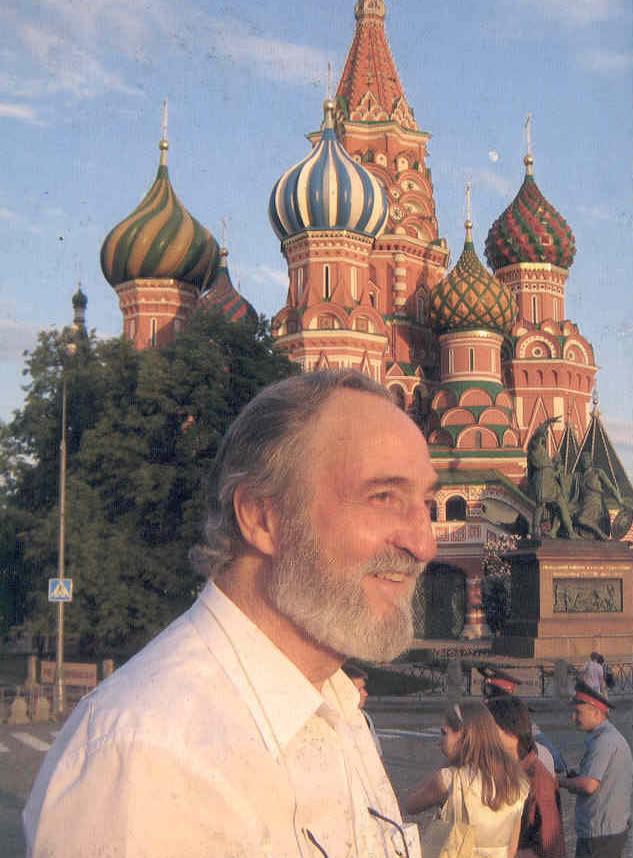 Pier Franco Marcenaro, Moscova